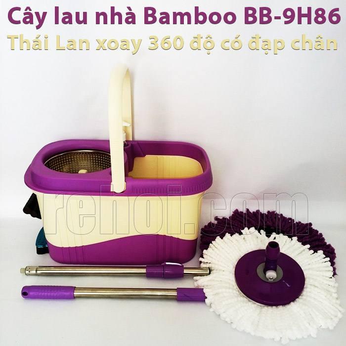 Cây lau nhà Bamboo BB - 9H86