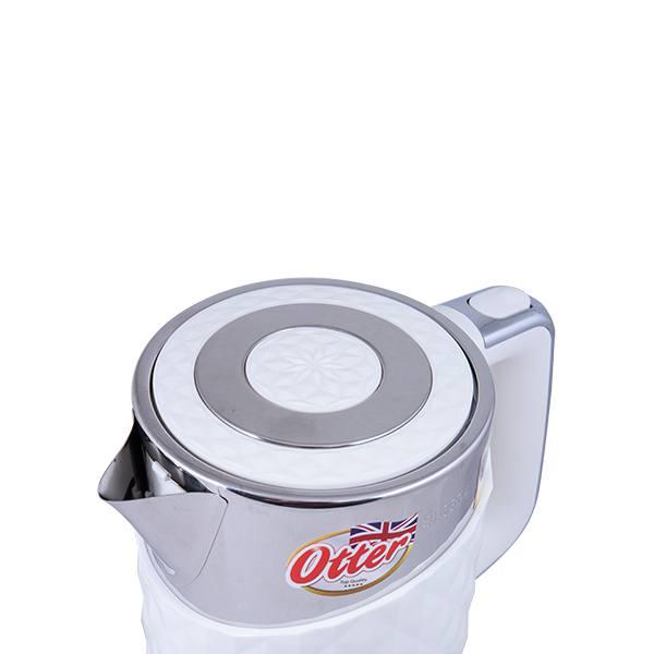 Ấm siêu tốc Elmich KEE-0217 nắp ấm dễ dàng mở với nút bấm trên tay cầm