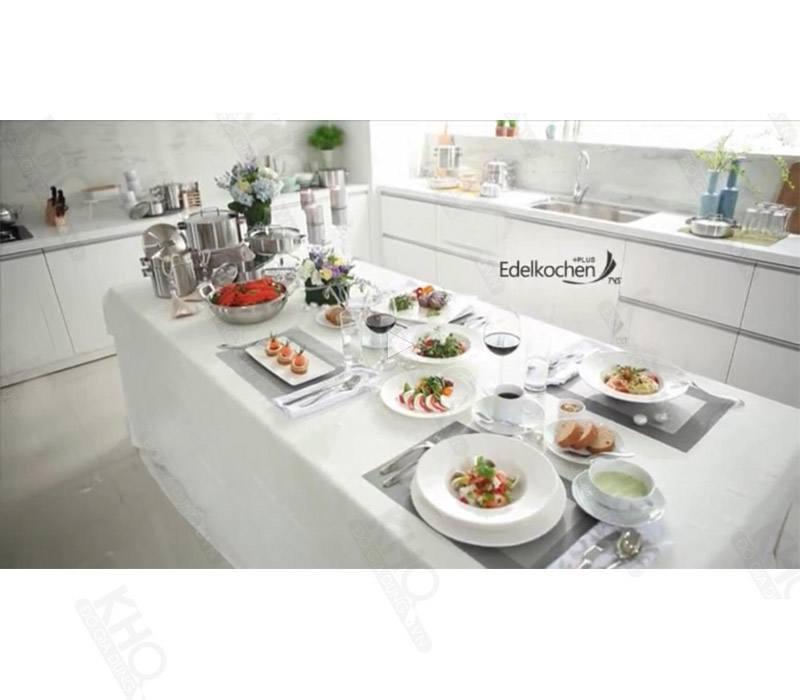 Bộ nồi bếp từ Edelkochen góp phần sang trọng trong căn bếp