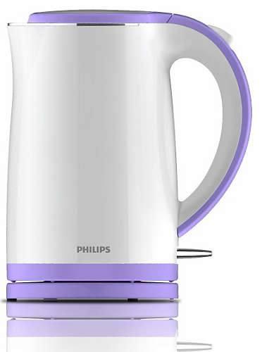 Ấm siêu tốc Philips HD 9312 sử dụng công tắc gạt phía dưới hiện đại