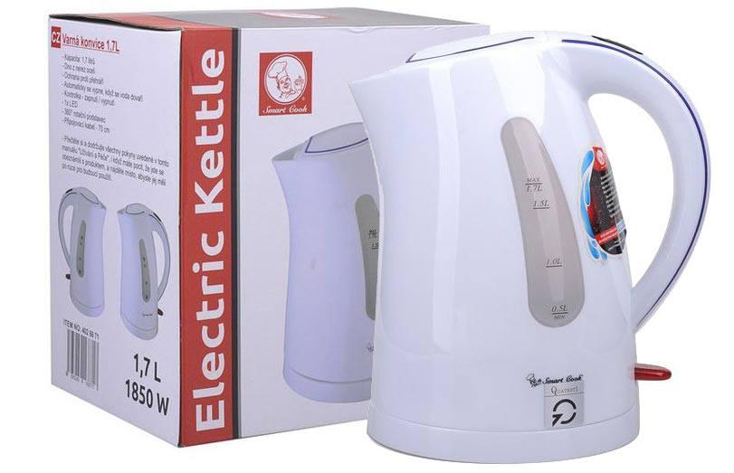 ấm đun nước siêu tốc smartcook SM6871