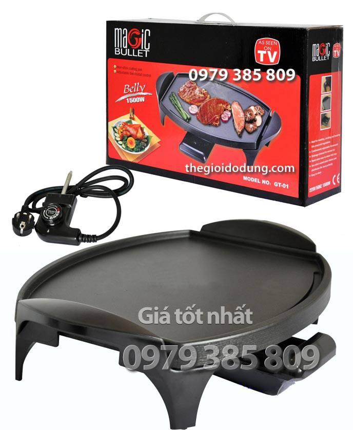 Bếp nướng điện không khói Magic Bullet GT-01