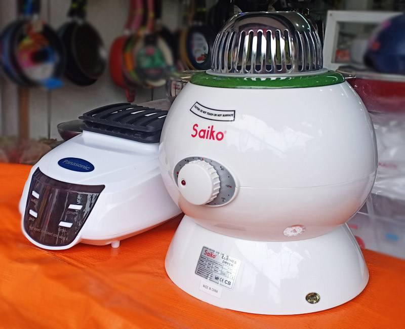 Củ Máy sấy quần áo Saiko CD-1200UV
