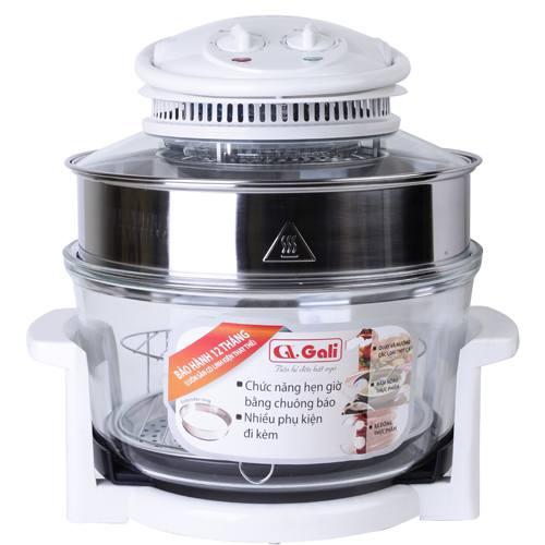 Lò nướng thủy tinh Gali GL-1101 17 lít