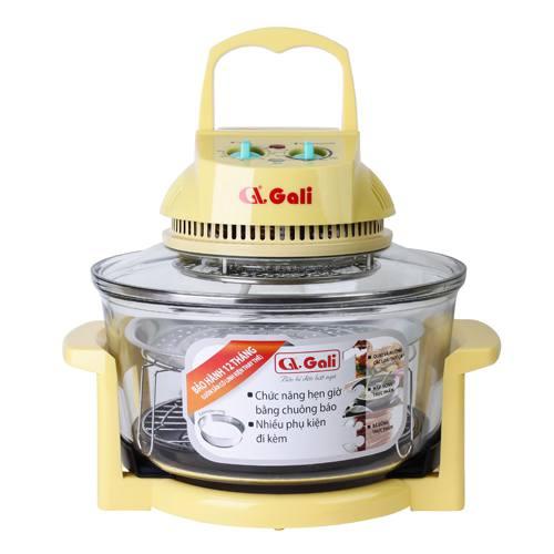 Lò nướng thủy tinh Gali GL-1102 17 lít