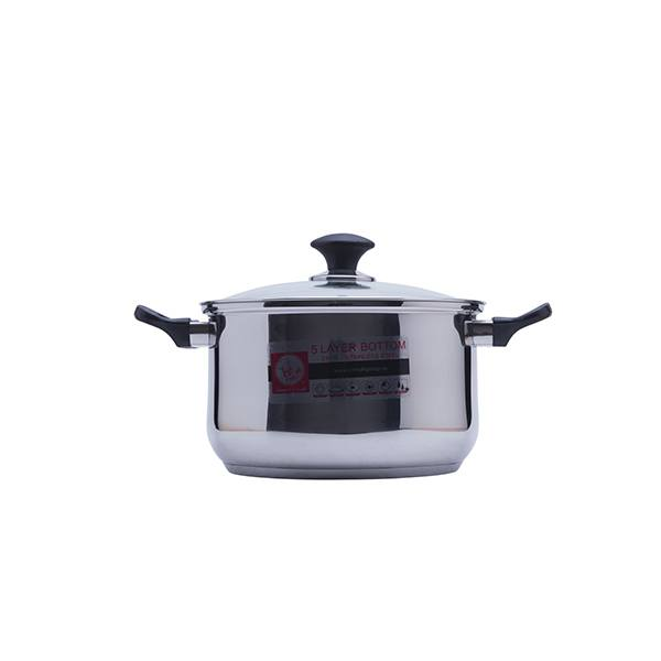 Bộ nồi Smartcook SM1496 chất liệu inox cao cấp 201