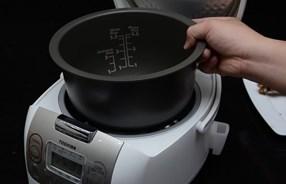 Nồi cơm điện tử Toshiba RC-18MM