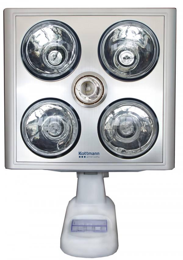 Đèn sưởi nhà tắm Kottmann K4B-S