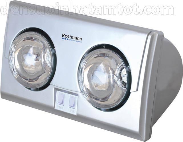 Đèn sưởi nhà tắm Kottmann K2B-S
