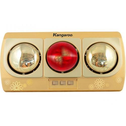 đèn sười nhà tắm Kangaroo-KG252B