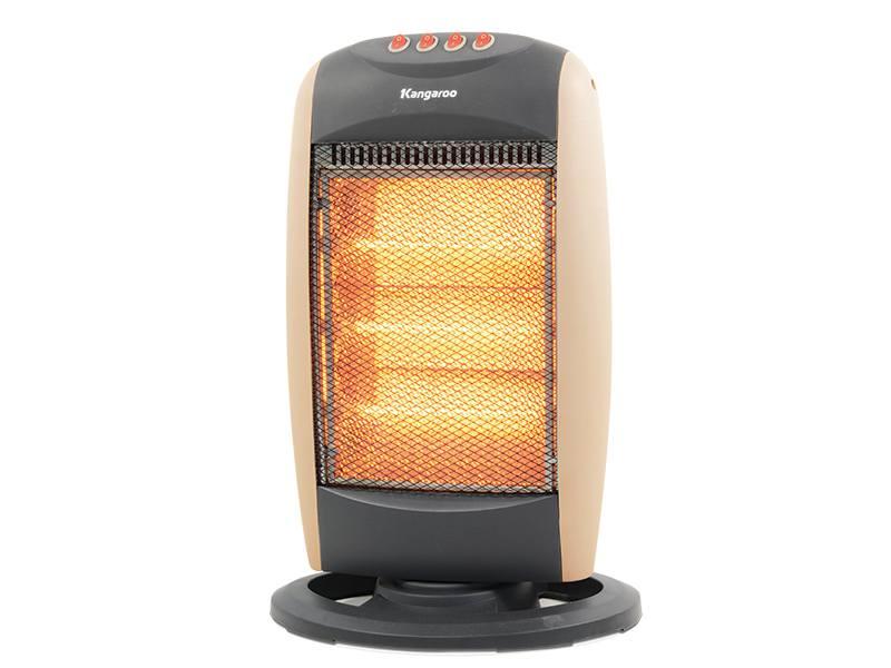 Đèn sưởi ấm halogen Kangaroo KG-1010C