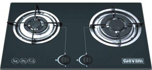 bếp gas Giovani G102 SBT hai lò nấu