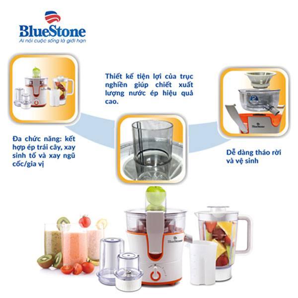 Máy xay sinh tố BlueStone BLB 5343 đa chức năng, có cấu tạo, ưu điểm vượt trội đem lại sự tiện nghi cho không gian gia đình bạn