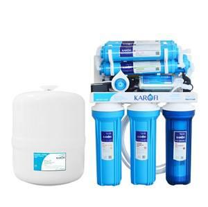 Máy lọc nước cao cấp Karofi SRO 9 cấp KSI90-A