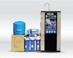 Máy lọc nước NAZARO Z1.0 - Máy đồng hồ áp