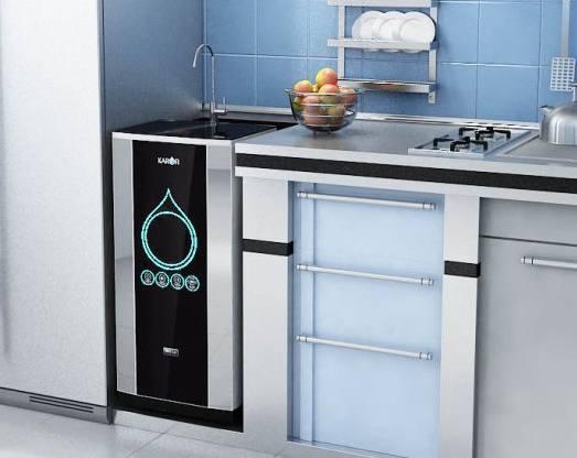 Thiết kế ngọn nhẹ tích kiệm không gian bếp