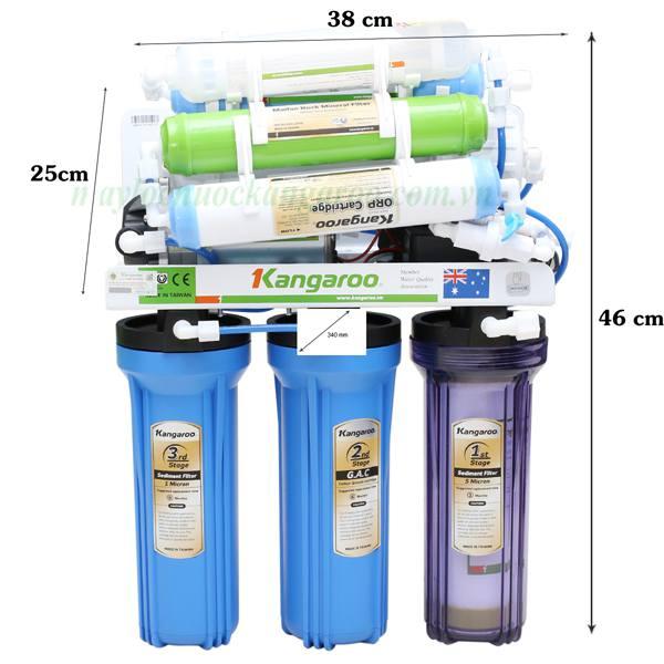 Máy Lọc nước RO Kangaroo KG 109AKV