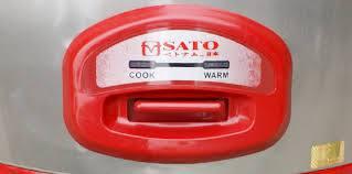 Nồi cơm điện Sato 56C011