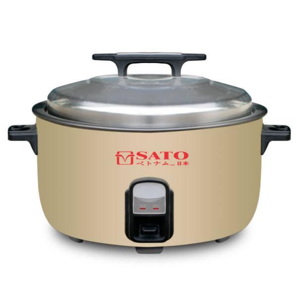 Nồi cơm điện Sato S100-100A 10 lít