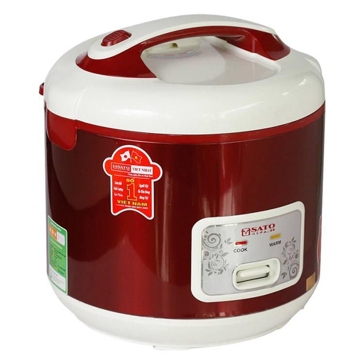 Nồi cơm điện Sato S30-30F 3.0 lít