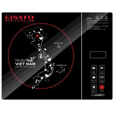 Bếp hồng ngoại Sato ST-07IC