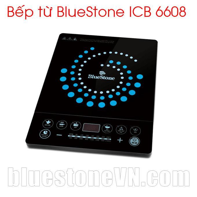 Bếp từ BlueStone ICB-6608 dùng điều khiển cơ bề mặt kính