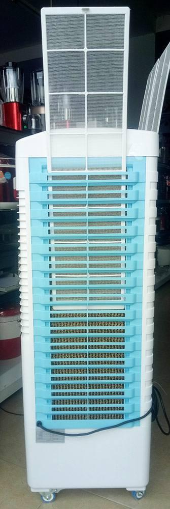 Mặt cạnh của quạt điều hòa làm mát không khí Osaka LL60