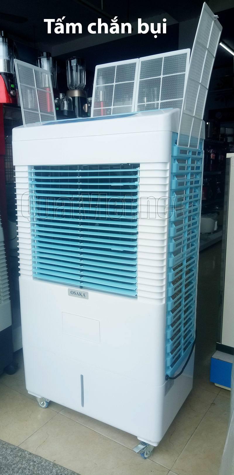 Tấm chắn bụi của máy làm mát không khí Osaka LL60