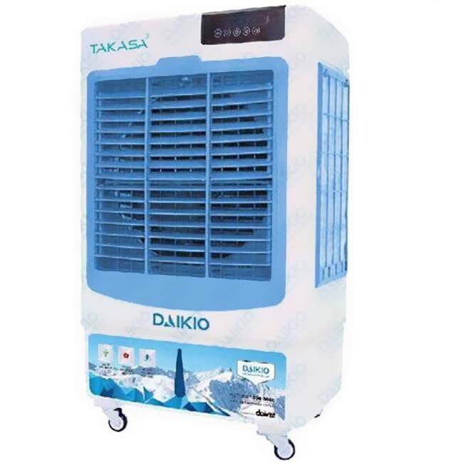 Quạt điều hòa bằng hơi nước Daikio DK-4500D có điều khiển từ xa