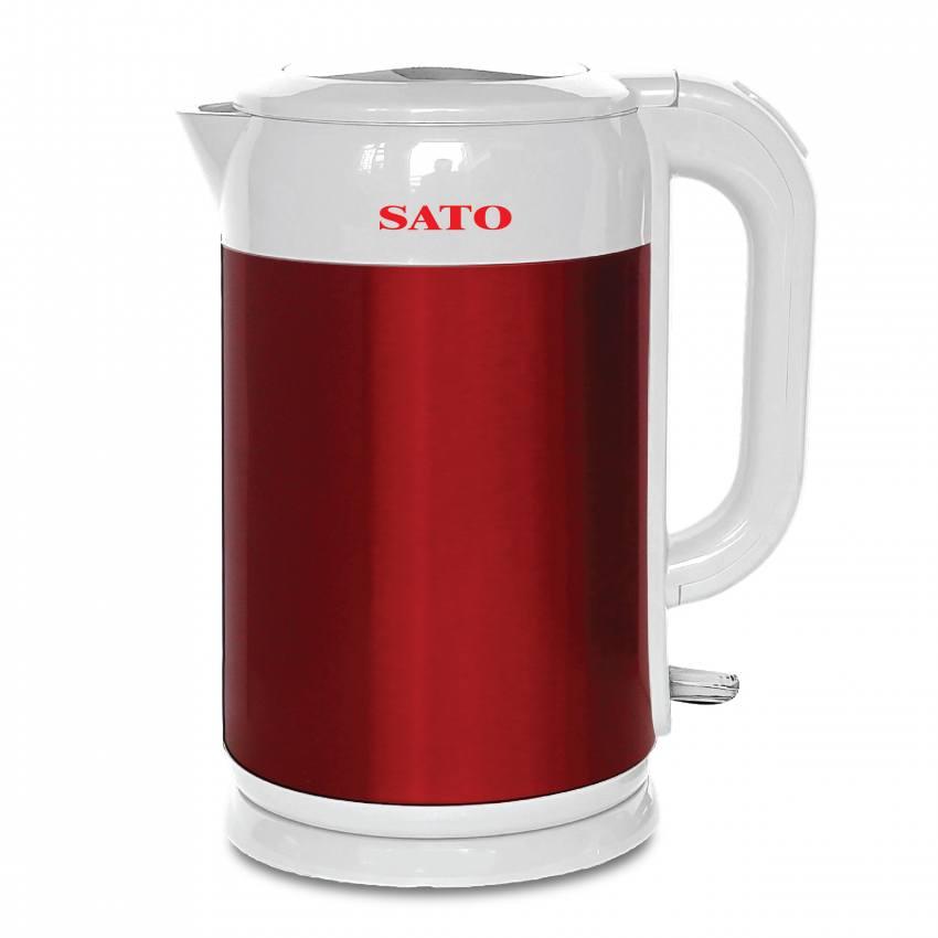 Ấm đun nước siêu tốc Sato ST1803(D) chất lượng tốt