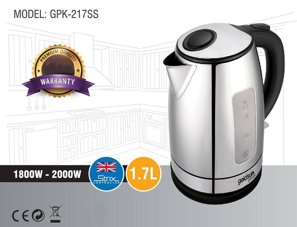 Am sieu toc Goldsun Premium GPK-217SS 1.7L