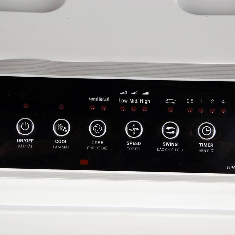 Quạt điều hòa làm mát không khí Goldsun Premium GPAC-N21R điều khiển từ xa