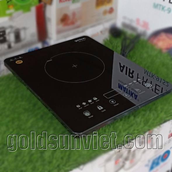 Bếp từ đơn Goldsun BA2102GT tiết kiệm điện năng