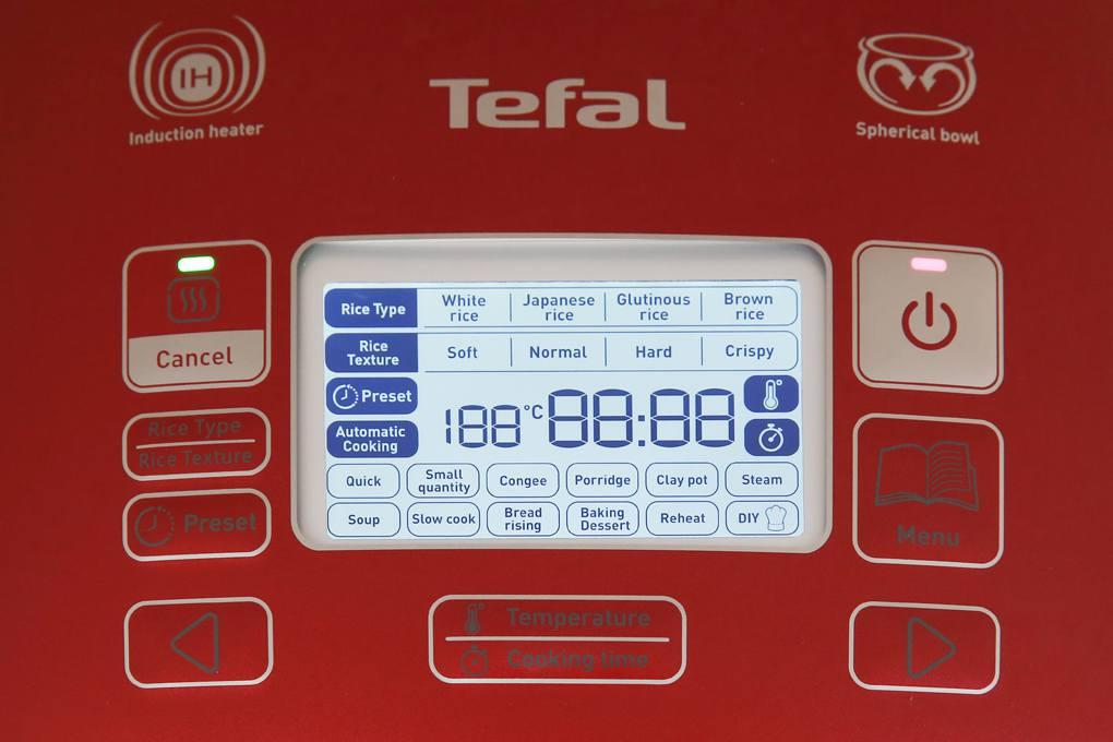 Nồi cơm điện cao tần Tefal RK803565