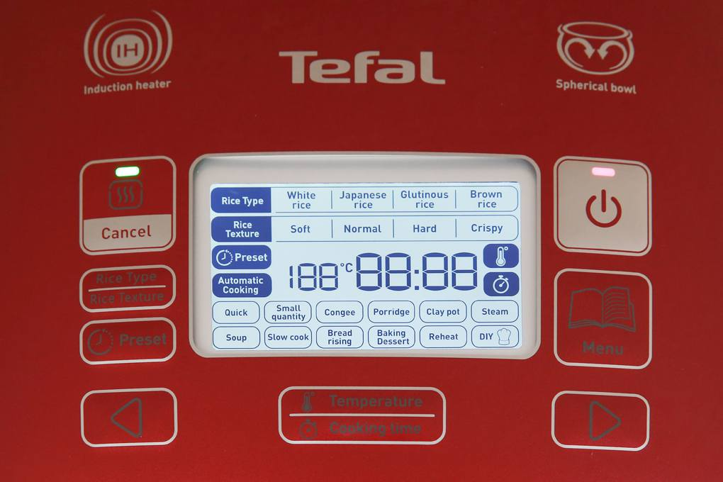Nồi cơm điện cao tần Tefal tefal-rk805565