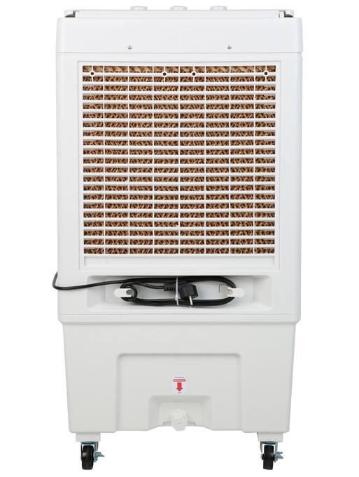 Cửa hút gió lọc không khí rộng giúp cho không khí trong phòng luôn tươi mát