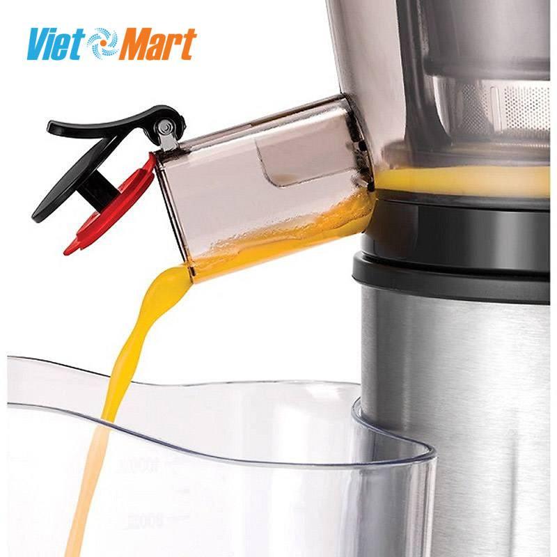 Vòi nước có khóa, có thể khóa lại khi ca hứng nước bị đầy