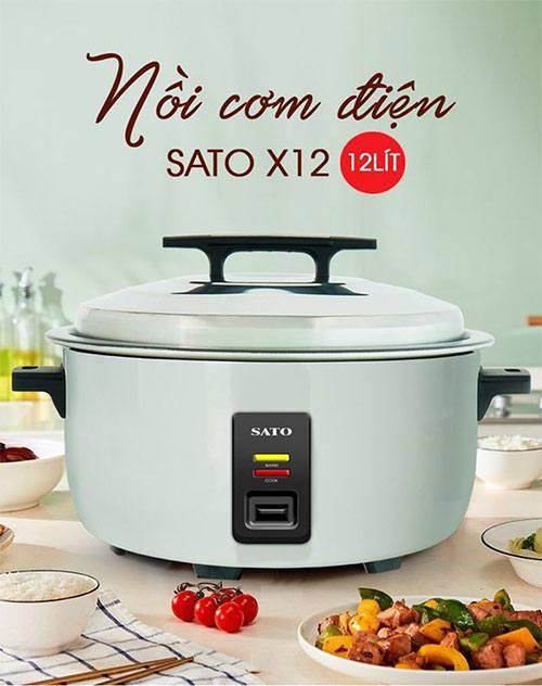 noi-com-dien-sato-x12-12L